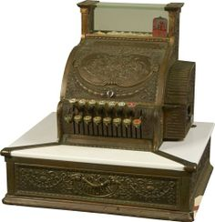 National Cash Register Model 52 1/4