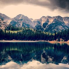 Spud Lake is beautiful, and is located just outside of Durango, Colorado!