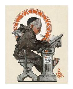 Leyendecker American Illustration, Graphic Illustration, Joseph, Jc Leyendecker, Francis Xavier, Arte Pop, Norman Rockwell, Vintage Artwork, American Art