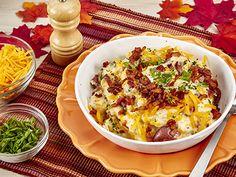 Loaded Mashed Potatoes Recipe on Yummly. @yummly #recipe