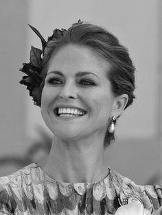 Beautiful Princess Madeleine of Sweden