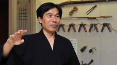 A 63-YEAR-old former engineer may not fit the typical image of a dark-clad assassin with deadly weapons who can disappear into a cloud of smoke. But Jinichi Kawakami is reputedly Japan's last ninja.