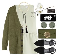 """Untitled #277"" by niji-niji ❤ liked on Polyvore featuring Valentino, Toast, Dareen Hakim, Forever 21, Lizzie Fortunato and Isabel Marant"