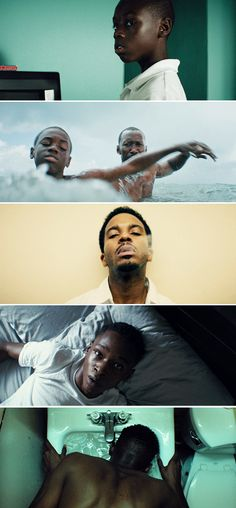 I wasn't never worth shit. Never did anything I actually wanted to do, was all I could do to do what other folks thought I should do. I wasn't never myself. // Moonlight (2016) dir. Barry Jenkins