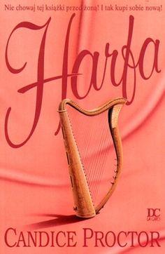 Okładka książki Harfa