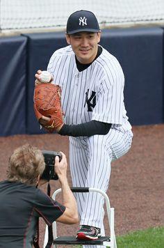 Masahiro Tanaka, New York Yankees.