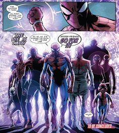 """Spider-Man """"nails"""" a catchphrase in Amazing Spider-Man #13 (vol. 3)"""