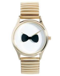 Buy ASOS Rotating Bow Tie Watch at ASOS. Get the latest trends with ASOS now. Asos, Travel Accessories, Jewelry Accessories, Watch Accessories, Bow Jewelry, Hippie Jewelry, Free Clothes, Diamond Are A Girls Best Friend, Mode Style