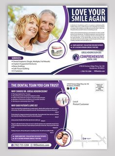 Captivate Our Audience with Your Creative Dental Implant Flyer! by GrApHiCaL SOUL