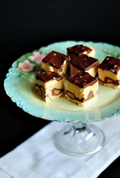 Microwave Peanut Butter Cup Fudge | Flickr - Photo Sharing!