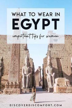Egypt Travel, Africa Travel, Morocco Travel, Packing Tips For Travel, Travel Goals, Packing Lists, Travel Hacks, Travel Ideas, Luxor