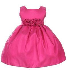 Sweet Kids Baby-Girls Slvless Dress Flw Waistband 6M Sm Fuchsia (SK B3047) sweet kids,http://www.amazon.com/dp/B002OD35QW/ref=cm_sw_r_pi_dp_kG3htb11S0HFSRTZ