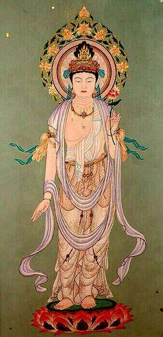 Bodhisatava Avalokitesavara Quan-Yin