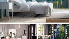 Cool IKEA Bedroom Ideas