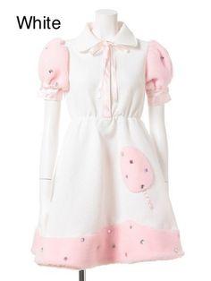 swankiss cotton candy dress