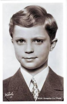 prince sivgard   King Carl XVI Gustaf
