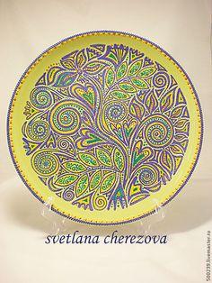 3ff7ecebd6c16bc25bd9e9774c7j--posuda-dekorativnaya-tarelka-vesennie-kraski.jpg (576×768)