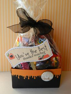 homemade halloween gift ideas for teachers hallowen org