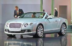 Bentley Continental GTC - Альбомы