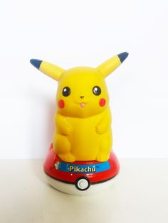 Pikachu Finger Fighter Pokemon Nintendo 2000