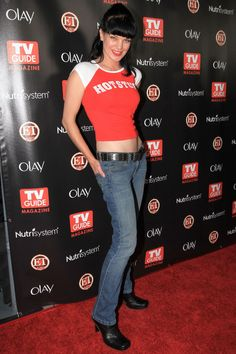 Pauley Perrette - TV Guide Magazine's 'Hot List party at Drai's Hollywood on November 2010 in Hollywood, California Ncis Abby Sciuto, Pauley Perrette Ncis, Pauley Perette, Guide Tv, Ncis Tv Series, Ncis Cast, Dakota And Elle Fanning, Metalhead, Celebs