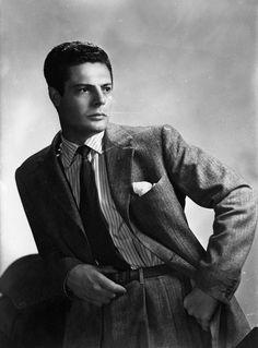 December 19, 1996 - Marcello Mastroianni (né Marcello Vincenzo Domenico Mastrojanni) (actor) died at age 72 in Paris, France