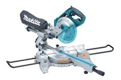 Makita LXSL01Z 18V LXT Lithium-Ion Cordless 7/12 Inch Twin Slide Compound Miter Saw (Tool Only)