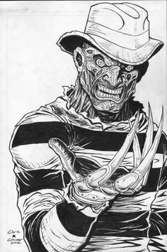 Horror Coloring Pages - Bing Images