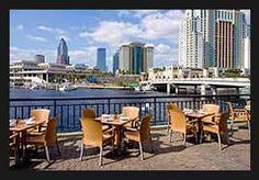 Jackson's Bistro Bar & Sushi in Tampa Bay is a waterfront favorite with nightlife events and happy hour specials.