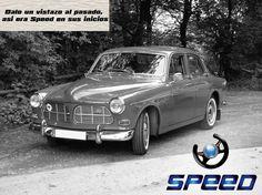 El pasado de Speed