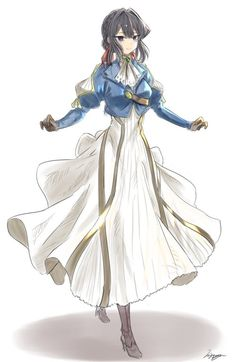 I will just put this beauty here. Manga Anime, Anime Art, Crossover Episodes, Violet Evergarden, Rage Comics, Girls Gallery, Best Waifu, Light Novel, Disney Cartoons