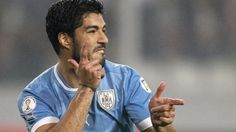 Mundial 2014 Luis Suárez va al Mundial- Uruguay