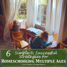 This past Tuesday I had the privilege of sharing the best of our helpful homeschool habits for multiple ages with a group of homeschool mamas. I promised them that I would put these all in one handy spot. And I have – so you, my readers, can enjoy them too. I have also included the sprinkling of photos and collages from this homeschool week –