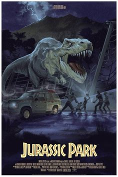 Stan and Vince - Jurassic Park