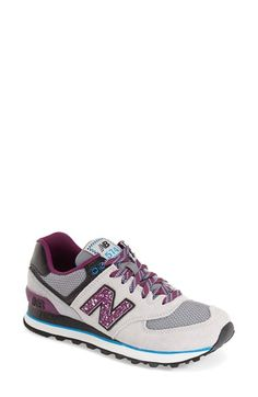 more photos 10c93 05618 Free shipping and returns on New Balance  574  Sneaker (Women) at Nordstrom
