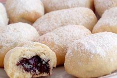 Spog-sjokolade koekies (chocolate-filled shortbread) | Rainbow Cooking