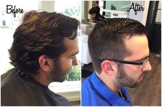 The Bend Salon • Barber - Webster Groves, MO - St. Louis - men's - haircut