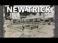 These Sketching Tutorials Will Make You Want to Bust Out Your Moleskine Right Now | ArchDaily