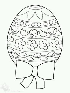 Big detailed 'design your own' Easter egg featuring chicks, a bow and spring flowers. Website has eggs, bunnies, and Christ […] Make your world more colorful with free printable coloring pages from italks. Our free coloring pages for adults and kids.