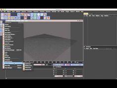 Cinema 4D Tutorial: Interface Customization