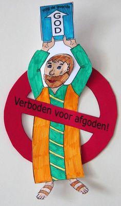Verboden voor afgoden. www.gelovenisleuk.nl