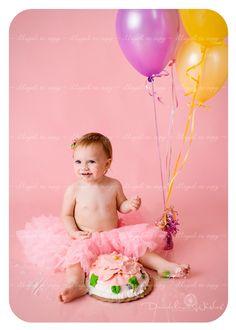 Babys 1st Birthday Photos ~