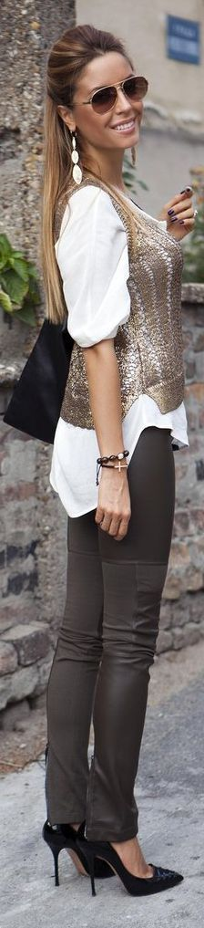 Love this Top and Pant  | Best Women's Fashion