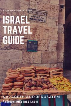 Hello, lovelies! We're going to continue with our Israel adventures. Hope you're feeling well, making good decisions, and safe. Let's go! Israel Travel Guide: Nazareth and Jerusalem Eastern Travel, South America Travel, Asia Travel, Travel Usa, Middle East Destinations, Travel Destinations, Travel Guides, Travel Tips, Feeling Well