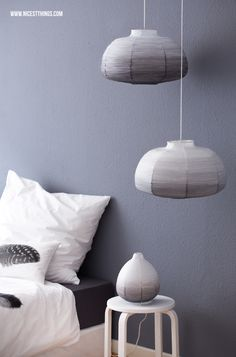 DIY Ombre Art - DIY Ombre Lamp