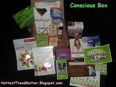 Hottest TrendSetter: Vegan Conscious Box Giveaway!   http://hottesttrendsetter.blogspot.com/2012/08/VeganConsciousBoxGiveaway.html