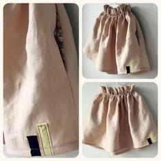 Groovybaby....and mama: Easy Peasy Paperbag Skirts til salg