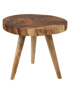 Montreal Round Accent Nesting Table by East at Main at Gilt