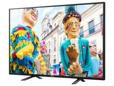 "TV LCD LED 40"" Panasonic Viera TC 40D400B - Conversor Integrado 2 HDMI 1 USB"