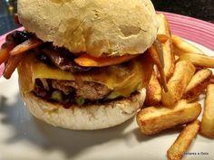 Faça seu hambúrguer de costela em casa. Sinta aquele gostinho delicioso da costela em seu hambúrguer.